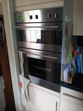 New oven fitted Loughton